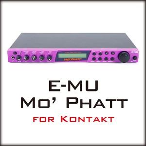 E-MU Mo' Phatt h for Kontakt