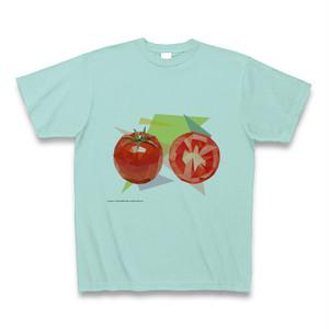 Tomato T-shirt - Aqua