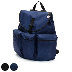 MELO(メロ)MEDIUM 3POCKET BACKPACK (MIDNIGHT/NAVY)