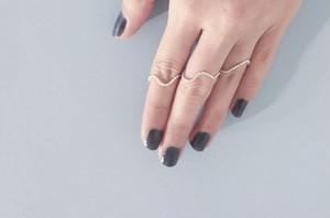 【lito ao】silver ring ametsutai