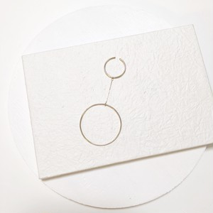 ■big circle ear cuff■ ビッグサークルイヤーカフ