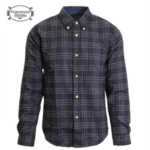 Permanent Union Buttondown Side in pocket Shirt