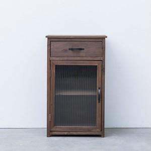 Clásico Glass Cabinet / アンティークスタイル 木製 ガラスキャビネット