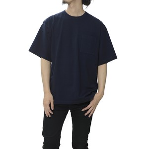 OVERSIZED T-SHIRT - NAVY