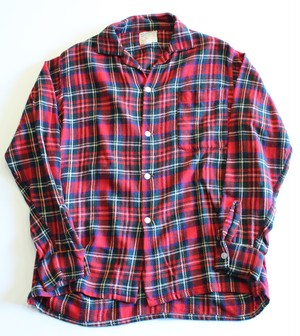 1950's〜1960's Vintage Wool shirt