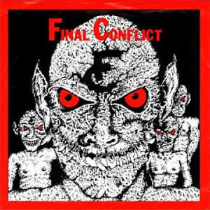 Final Conflict - In the family 7""