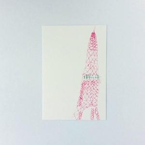 ポストカード 東京タワー