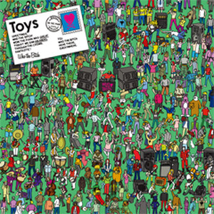 Who the Bitch - Toys