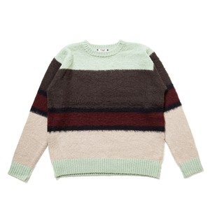 MOHAIR BORDER TURQUISE【SON OF THE CHEESE】