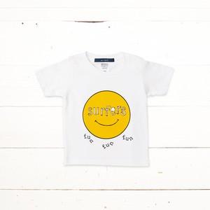 """""""surfersスマイル"""" キッズTシャツ"""