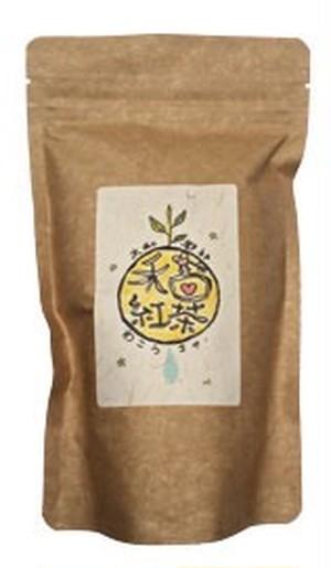 健一自然農園 有機栽培大和茶 和紅茶 (ルーズリーフ) 【DNKI0016】
