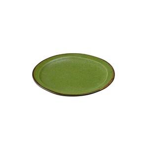 「翠 Sui」取り皿 15cm 中皿 うぐいす 美濃焼 288041