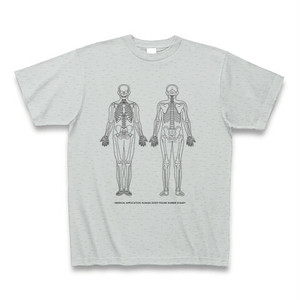 人体図T-shirt 104+ -G