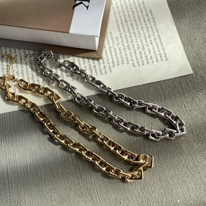 chain necklace(2/9na-1)※即納品 goldラスト1点