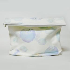CLUTCH BAG - 透明な果物