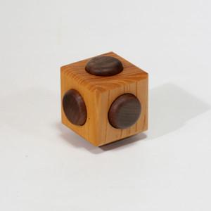 Karakuri small puzzle box No.8