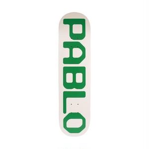 GX1000 Pablo Grey 8.25 Deck ジーエックス