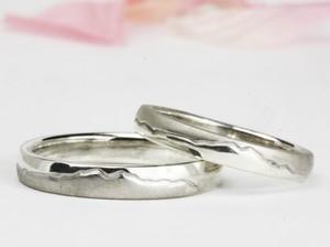 真鍮製「筑波山 手作り指輪販売キッド」