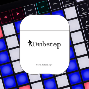 What is your taste? AirPodsケース 《Dubstep》