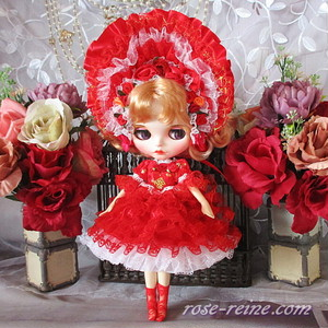 ロリータロマンス リズミカルに舞うドラマティックプリンセスドレス