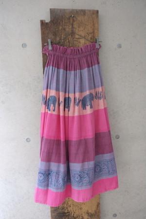 elephant elephant skirt.