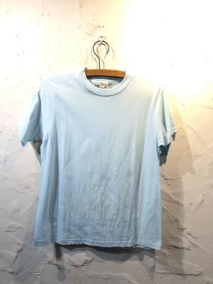 俊カフェオリジナルTシャツ「天の断片」(水色)