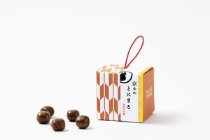 【京あめ いろむすび】松風(ほうじ茶) CUBEタイプ