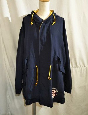 CHAPS RALPH LAUREN  M-51 type nylon hooded coat [2116]