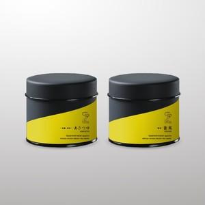 煎茶2種セット 30g 茶缶