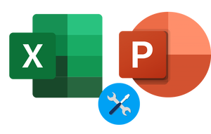 Excel & PowerPointを連動プログラム