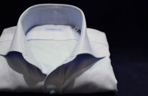 CADETTO ORIGINALS SHIRTS Oxford Basket Blue
