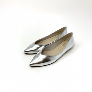 Pointed flat Pumps|ポインテッド  フラットパンプス #ot1120|【Ought=na】|madeinjapan|日本製