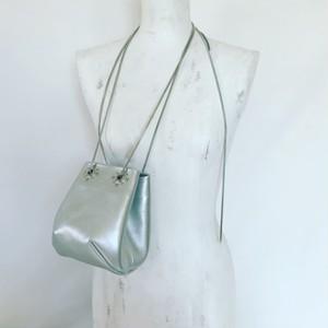 Studs Chain Bag 《silver》