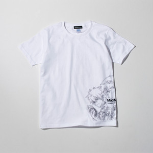 SDAT Friends Tee (Shinji Kaworu)白 (M)