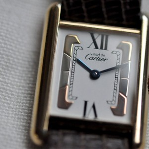 Cartier must tank - white -