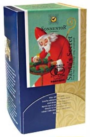 SONNENTOR (ゾネントア) サンタさんの秘密のお茶 【DNSO0049】