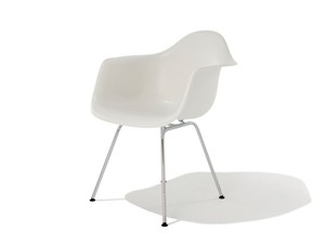 Eames Shell Arm Chair DAX Chrome Base - チャールズ&レイ イームズ