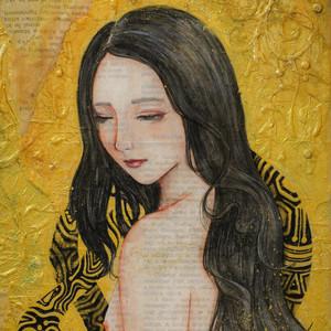 Paintting「ドロテアの果実(Fruit of Dorothea)」