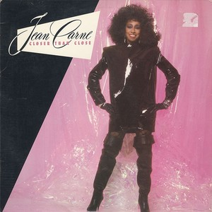 Jean Carne / Closer Than Close (LP) Orig.