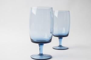 【北欧風】ブルーグラス2個セット