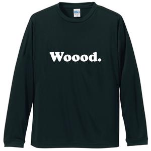 Woood.Dry longT / Black