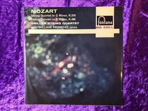 プリムローズ&ゲラーのモーツァルト五重奏