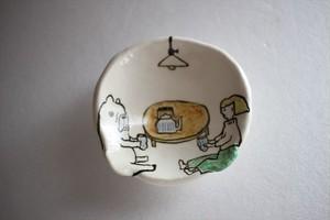 室井雑貨屋(室井夏実)|豆皿 ちゃぶ台 ポット