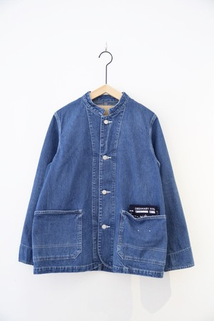 【ORDINARY FITS】OF-J014 DENIM COVERALL 1ST used