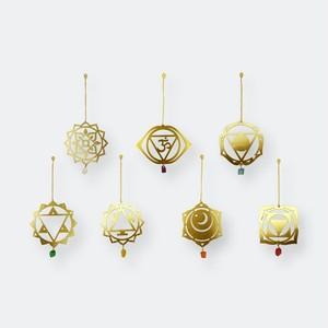 Ariana Ost Chakra Ornament アリアナオスト チャクラオーナメント  ヨガ 瞑想