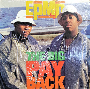 EPMD - The Big Payback (12inch) JAMES BROWN  [hiphop] 試聴 fps200514-8
