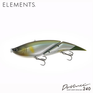ダヴィンチ240(Davinci240)/エレメンツ(ELEMENTS)