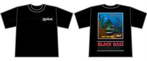 BlackBass Deep Tシャツ(綿)S~2L