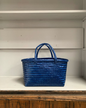Cilantron  mercado bag blue