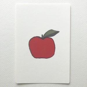 ポストカード 'Apple'